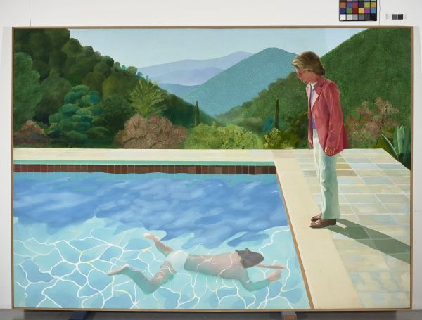 6Portrait d'un artiste © David Hockney Photo Art Gallery of New South Wales  Jenni Carter