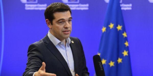 Alexis Tsipras grèce