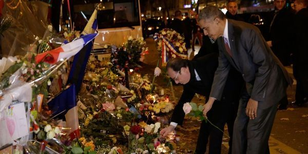 Attentats-Hollande-avec-Obama-au-Bataclan