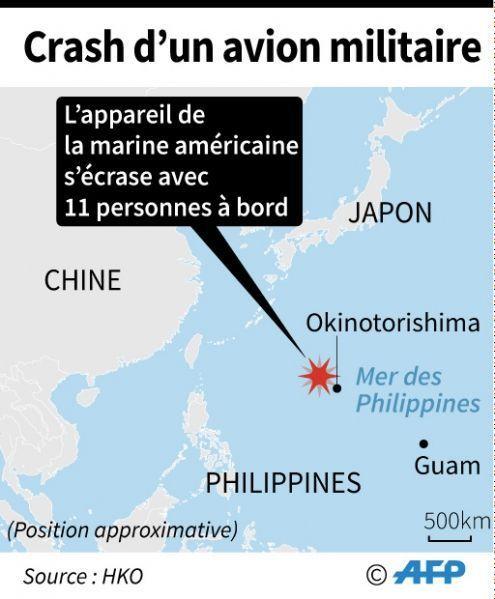 avion militaire américain crédit : AFP