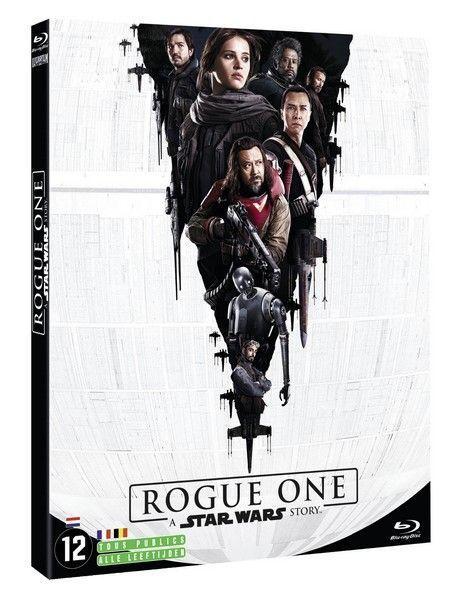 Blu Ray Rogue One