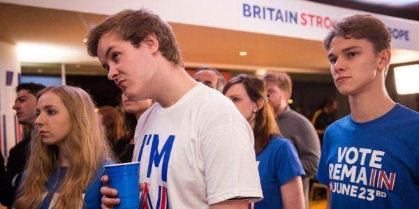 Brexit militants Royaume-Uni remain 1280