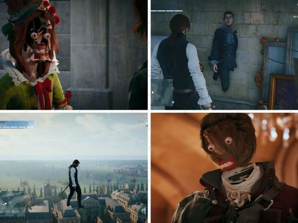 Bugs Assassin's Creed Unity