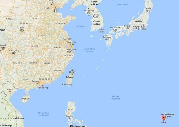 Carte-pacifique-ile-de-Guam