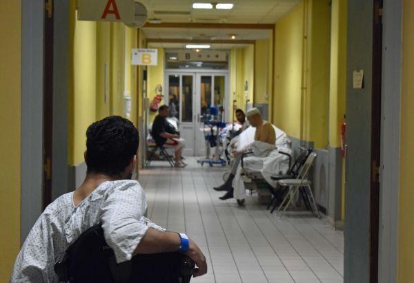 Couloir-hôpital