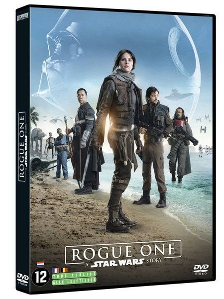 DVD Rogue One Star Wars