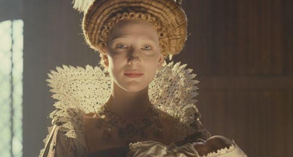 Elizabeth GA reine vierge