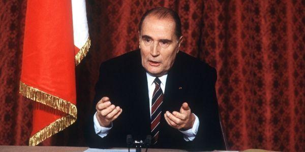 François Mitterrand (1280x640) Michel CLEMENT/AFP