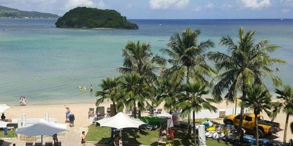 Guam-island