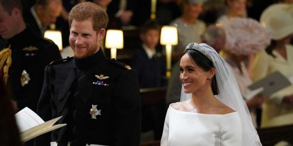 Harry et Meghan mariage princier