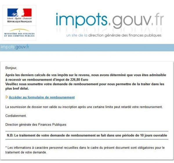 Impots-gouv
