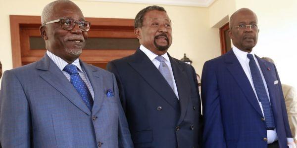 Jean Ping, élection, Gabon Crédit : SAMIR TOUNSI / AFP