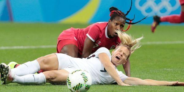 JO-de-Rio-2016-Football-les-Francaises-eliminees-en-quarts-de-finale