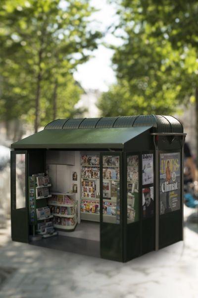 Kiosque parisien