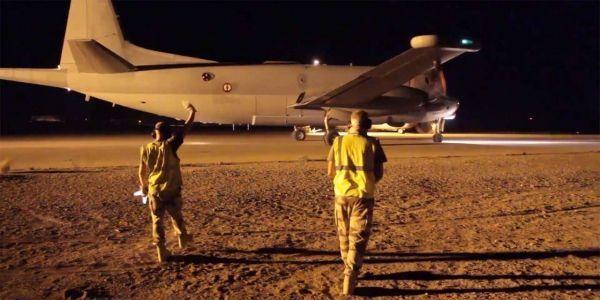 Le 27 septembre 2015, les aéronefs de l'opération Chammal ont mené un raid aérien contre un camp d'entraînement de Daech situé dans la vallée de l'...