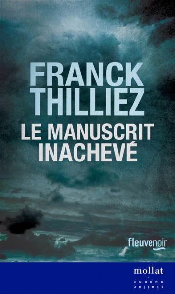 Le manuscrit inachevé - Franck Thrilliez copie