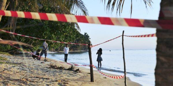 Madagascar, meurtre crédit : SARAH TÉTAUD / AFP