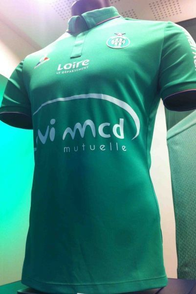 Maillot Verts 16