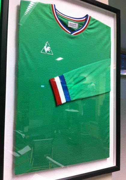 Maillot Verts 76
