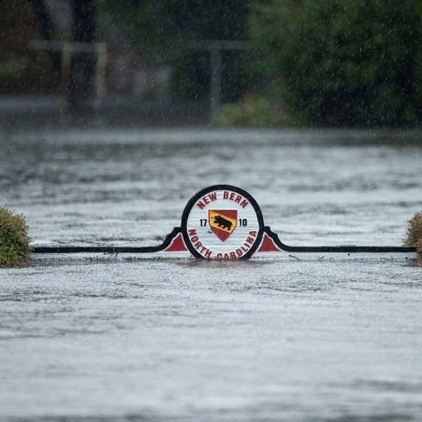 ouragan Florence, Caroline du Nord crédit : CHIP SOMODEVILLA / GETTY IMAGES NORTH AMERICA / AFP - 640