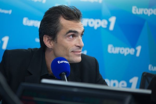 Raphael Enthoven -Crédits Christophe Guibbaud-Capa Pictures- Europe 1-