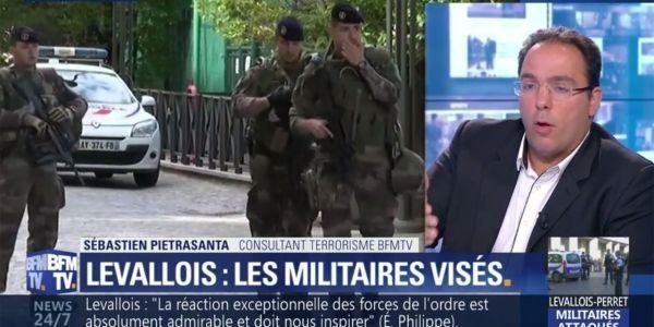 Sébastien Pietrasanta sur BFM TV.