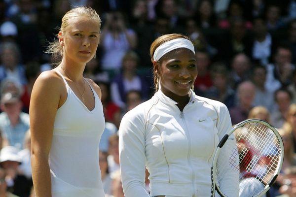 Sharapova-Williams en 2004