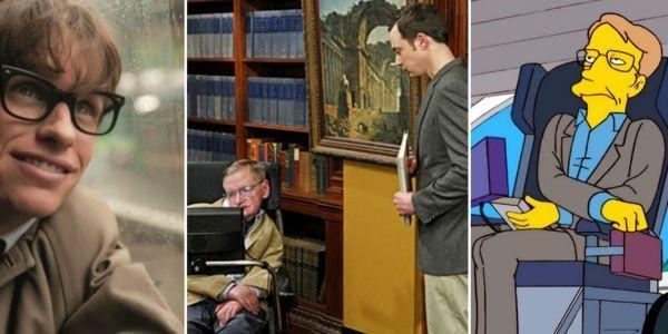 Stephen Hawking, un astrophysicien devenu icône de la culture populaire
