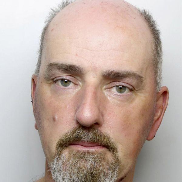 Thomas Mair, meurtrier de Jo Cox crédit : WEST YORKSHIRE POLICE / AFP