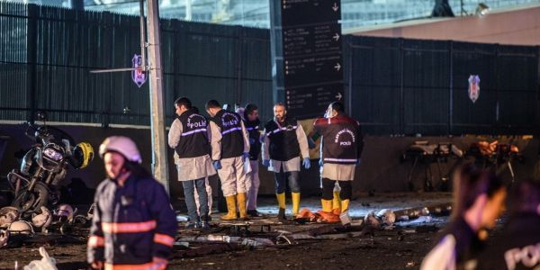 turquie, attentat crédit : OZAN KOSE / AFP
