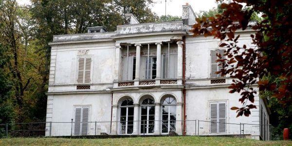 Villa Viardot, Bougival crédit : FRANCOIS GUILLOT / AFP - 1280