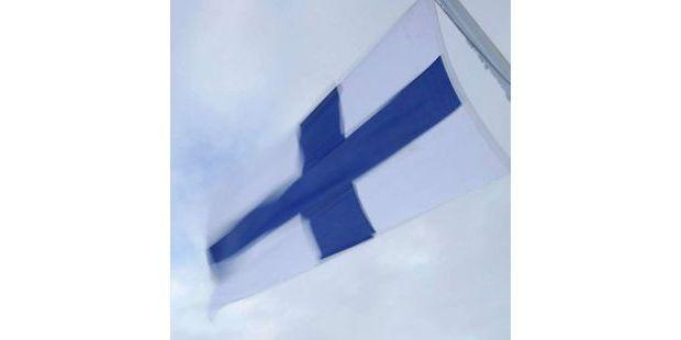 drapeau finlande 640 MARTTI KAINULAINEN / LEHTIKUVA / AFP