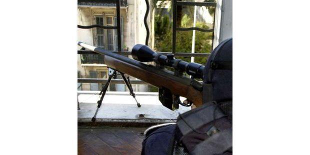 fusillade 640 PASCAL GUYOT / AFP