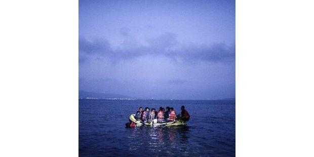 Migrants a Kos grece - BULENT KILIC - AFP - 640x640