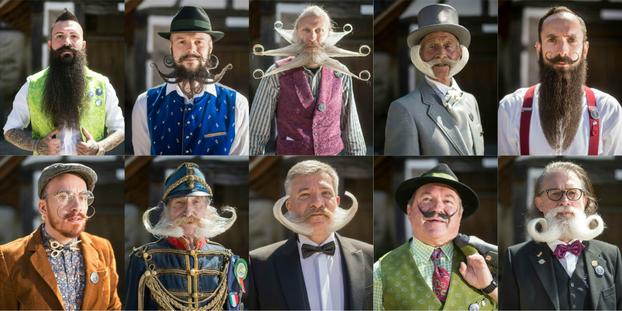 Ces barbes insolites du Championnat international français ...