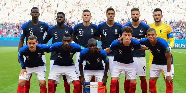France Belgique Les Bleus Avec Mbappé Et Matuidi Une