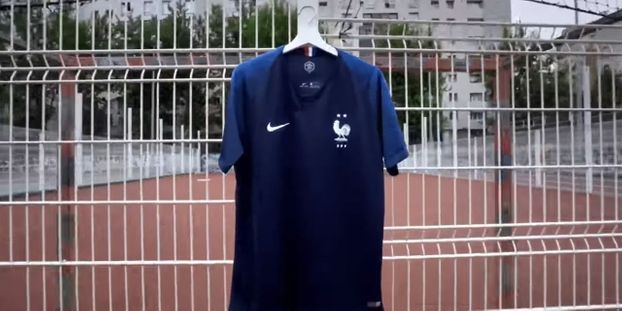 new product finest selection best shoes Des (faux) maillots des Bleus à deux étoiles déjà en vente ...