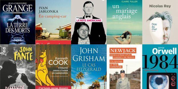Ces dix livres qu'Europe 1 vous conseille pour l'été