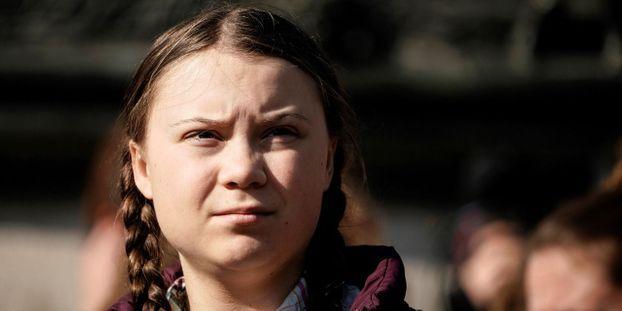 """Climat : """"Rejoignez-nous"""", l'appel à la lutte de Greta Thunberg en librairie"""