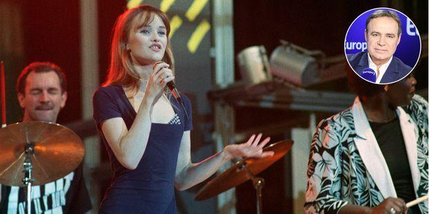 """Comment est née la chanson interprétée par Vanessa Paradis, """"Joe le taxi"""""""
