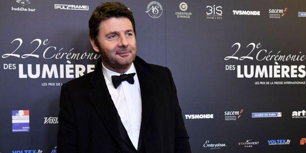 """Philippe Lellouche est l'animateur de """"Top Gear"""" sur RMC Découverte."""