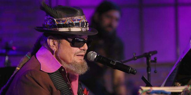 Dr. John, le sorcier vaudou blues de la Nouvelle-Orléans, est mort
