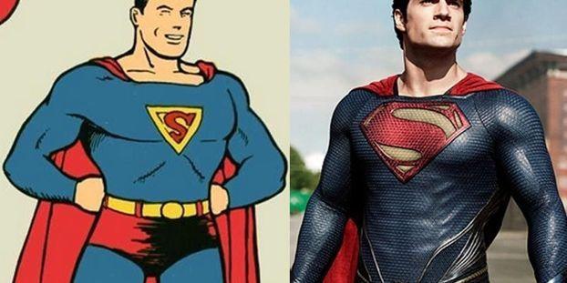 Tes vous s r de bien conna tre superman - Signe de superman ...