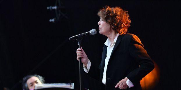 "Jane Birkin était l'invitée de ""Musique!"" lundi 31 août."