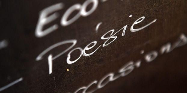 Les Éditions de l'Iconoclaste viennent de publier plusieurs recueils de poésie.