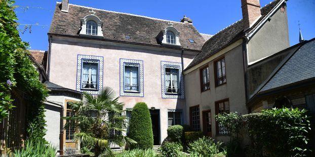 Le musée Marcel Proust - Maison de Tante Léonie à Illiers-Combray, dans l'Eure-et-Loir.