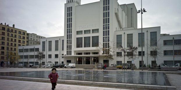Villeurbanne théâtre