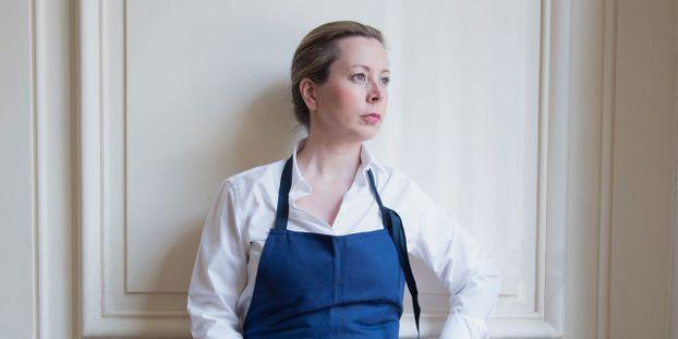REPORTAGE - Dans l'atelier de Claire Damon, pâtissière engagée