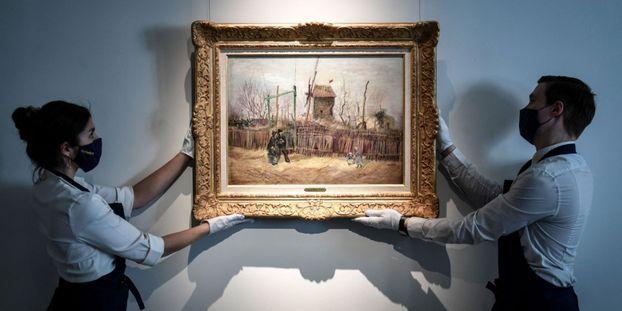 Vincent Van Gogh a peint