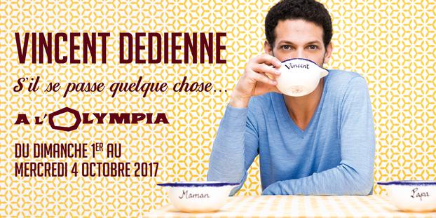Vincent Dedienne : 4 nouvelles dates à l'Olympia à partir ...